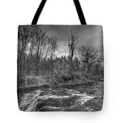 Clarksburg Falls 1833 Tote Bag