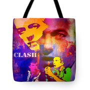 Clash Know Your Rights Tote Bag