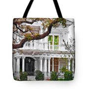 Class Act Oil Tote Bag