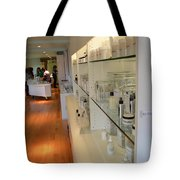 Class In Session Tote Bag