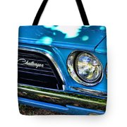 Classic 1974 Dodge Challenger Tote Bag
