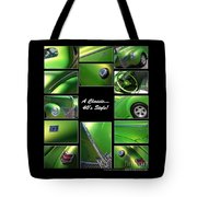 Classic 40s Style - Poster Tote Bag