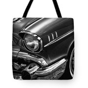 Classic '57 Chevy Tote Bag