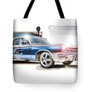 Classic '64 Dodge Oakland County Mi Tote Bag