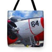 Classic Aircraft Tote Bag
