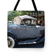 Classic Antique Car - Ford 1920s Tote Bag
