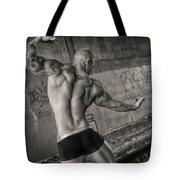 Classic Back Tote Bag