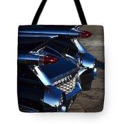 Classic Black Cadillac Tote Bag