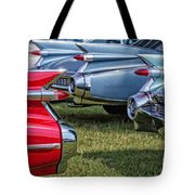 Classic Caddy Fin Party Tote Bag