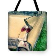Classic Caddy Fins Tote Bag