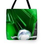 Classic Cars Beauty By Design 2 Tote Bag