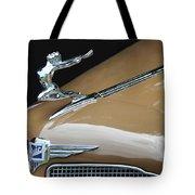 Classic Car - Buick Victoria Hood Ornament Tote Bag