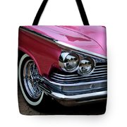 Classic Car Collection Tote Bag