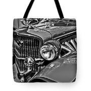 Classic Car Detail Tote Bag