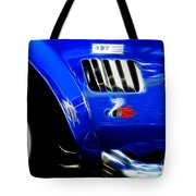 Classic Cars Beauty By Design 6 Tote Bag