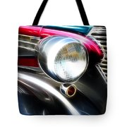 Classic Cars Beauty By Design 7 Tote Bag