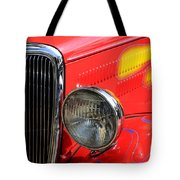 Classic Cars Beauty By Design 8 Tote Bag