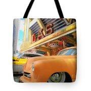 Classic Car's Of Las Vegas Tote Bag