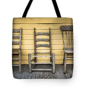 Classic Chairs Tote Bag