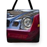 Classic Chevrolet Camaro Tote Bag