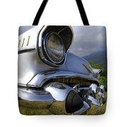 Classic Chevrolet Tote Bag