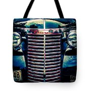 Classic Chrome Grill Tote Bag