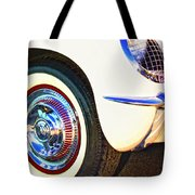 Classic Corvette Palm Springs Tote Bag