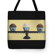 Classic Cupcakes Tote Bag by Catherine Holman