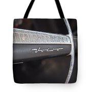 Classic Detail Tote Bag