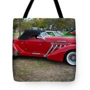 Auburn 1936 Roadster Classic Elegance Tote Bag