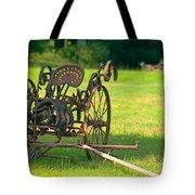 Classic Farm Equipment Tote Bag