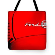 Classic Ford F100 Tote Bag