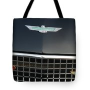 Classic Ford Thunderbird Tote Bag