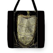 Classic Gold Grill Tote Bag