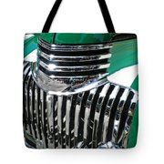 Classic Green Tote Bag