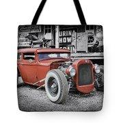 Classic Hot Rod Tote Bag