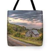 Classic Missouri Barn Tote Bag