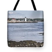Classic New England Tote Bag
