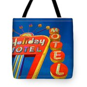 Classic Old Neon Signs Tote Bag