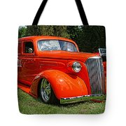 Classic Orange Tote Bag