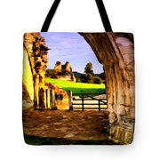 Classic Painting Tote Bag
