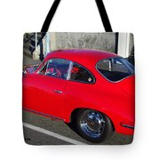 Classic Porsche 356c Tote Bag