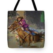Classic Rodeo 3b Tote Bag