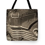 Classic Rust Tote Bag