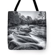 Classic Sedona Tote Bag by Darren  White