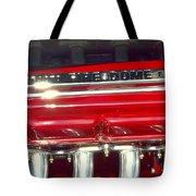 Classic V-8 Tote Bag