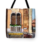 Classic Venice Tote Bag by TM Gand