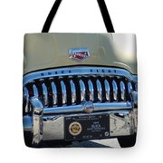 Classic Yellow 49' Buick Eight Tote Bag
