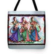 Classical Dance1 Tote Bag