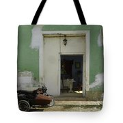 Classical Dining For Two.. Tote Bag